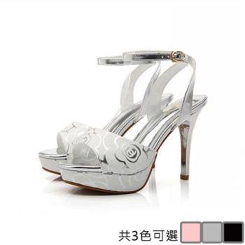 【Alice 】 (預購)幸福典藏魚嘴細跟涼鞋