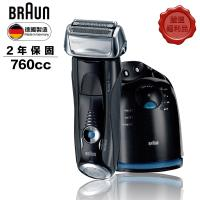 BRAUN德國百靈 7系列智能音波極淨電鬍刀760cc(福利品)