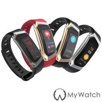 My Watch 運動健康藍牙智慧手環(Line提醒/運動計步)MY15