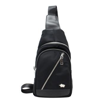 DRAKA 達卡 - 都會經典系列 -單肩斜背胸包-II