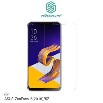 【NILLKIN】ASUS ZenFone 5(2018)/5Z 超清保護貼 - 套裝版