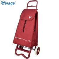 Verage~維麗杰 輕量行動便利購物車(紅)