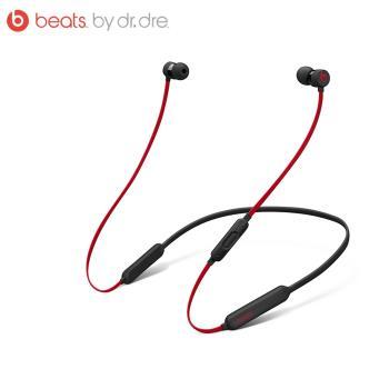 10週年系列 Beats X 入耳式藍牙耳機 -桀驁黑紅(原廠公司貨)