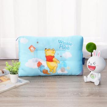 Disney 小熊維尼天絲兒童水洗枕
