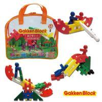 日本學研Gakken-日本學研益智積木-遊樂場組合(1歲-)-STEAM教育玩具