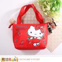 魔法Baby 手提袋 Hello Kitty授權正版保溫保冷提袋~f0280