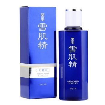 KOSE 雪肌精藥用化妝水實惠瓶360ml