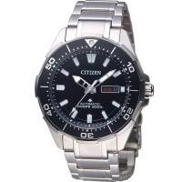CITIZEN 星辰 PROMASTER超級鈦潛水機械錶 NY0070-83E