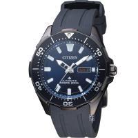CITIZEN星辰PROMASTER超級鈦潛水機械錶 NY0075-12L