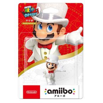任天堂 Nintendo amiibo公仔 瑪利歐(超級瑪利歐奧德賽)