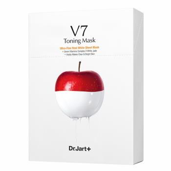 Dr.Jart+DGS V7維他命瞬白面膜5pcs