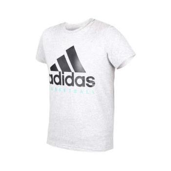 ADIDAS 男短袖T恤-短T 短袖上衣 訓練 慢跑 路跑 愛迪達