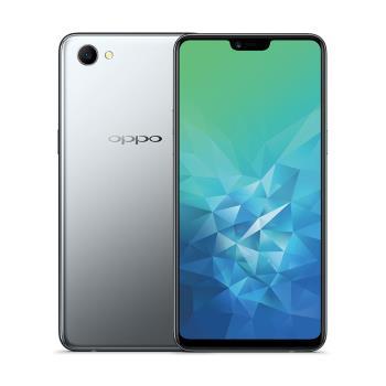 OPPO A3 6.2吋全螢幕AI智慧美顏機(4GB/128GB)-銀色