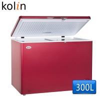 Kolin歌林300L臥式冷凍冷藏兩用冰櫃KR-130F02