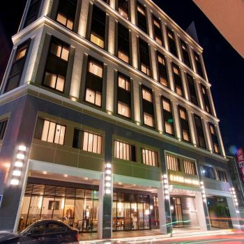 鹿港永樂精品酒店1泊1食雙人平日~全球奢華酒店聯盟
