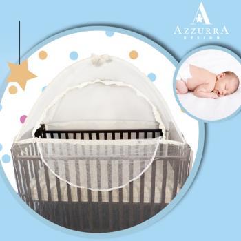 AZZURRA 歐式嬰兒床蚊帳