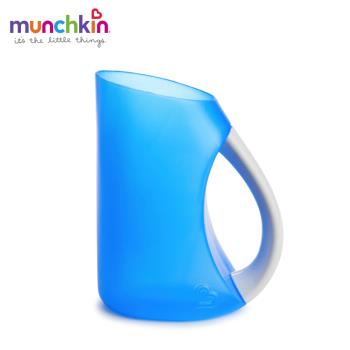 munchkin滿趣健-寶寶洗頭不哭軟式水瓢