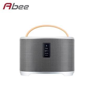 Abee 可攜式立體聲美音藍芽音響(BT-3100)
