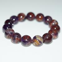 【喨喨飾品】紫幽靈手鍊又稱異像水晶 N392