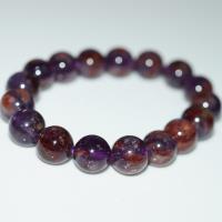 【喨喨飾品】紫幽靈手鍊又稱異像水晶 N391