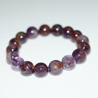 【喨喨飾品】紫幽靈手鍊又稱異像水晶 N395