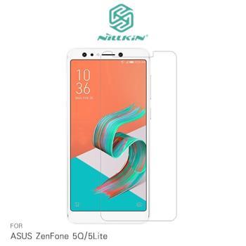 【NILLKIN】ASUS ZenFone 5Q/5Lite ZC600KL Amazing H 玻璃貼