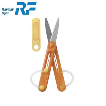 日本Raymay藤井左手用筆型剪刀SHH505D兒童左手剪刀