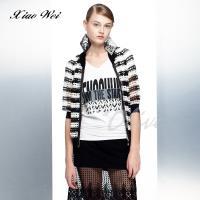 CHENG DA 春夏專櫃精品女裝時尚五分袖罩衫外套