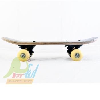 【Playful Toys 頑玩具】幼兒玩具小滑板玩具(小) 代步滑板 幼兒滑板 滑板 幼兒玩具 四輪滑板 小魚板 戶外體能運動
