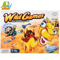 【Playful Toys 頑玩具】彈跳運氣駱駝 益智 兒童玩具 派對聚會同樂 趣味型桌遊 親子遊戲 抽卡牌