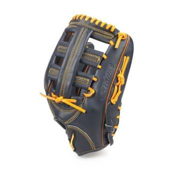MIZUNO 硬式棒球手套-外野手用-壘球 美津濃