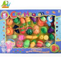 【Playful Toys 頑玩具】水果切切樂(家家酒 廚房 廚房切切樂系列 兒童扮家家酒 廚房玩具 水果)