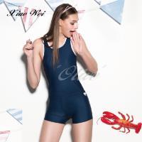 沙麗品牌 時尚素雅流行二件式泳裝 NO.18124