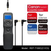 Sidande C1/C3液晶快門線-可轉換(RST-7100C)