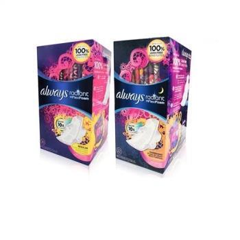 ALWAYS 幻彩液體衛生棉日用一般型24cm 香氣限定版(30片x2盒)