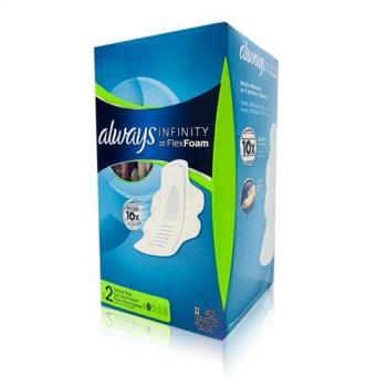 ALWAYS 液體衛生棉日用一般型27cm 未來感系列(32片x1盒)