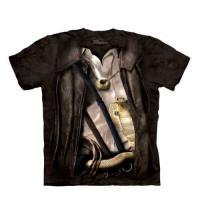 摩達客 美國進口The Mountain 變身馴蛇師 純棉環保短袖T恤