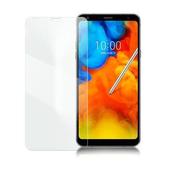 Xmart for LG Q Stylus+ 薄型 9H 玻璃保護貼-非滿版