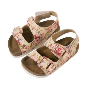 洋森生活-親子款-子-MIT提花休閒涼鞋-2色#YS8106