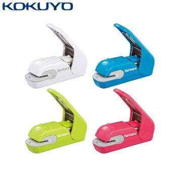 日本KOKUYO無針訂書機SLN-MPH105環保訂書機5張用無針美壓版會議用無孔訂書機