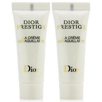 Dior迪奧 精萃再生花蜜卸妝霜10ml(禮盒拆售無盒版) x2入