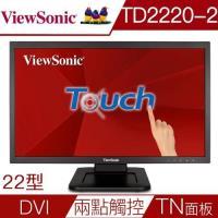 ViewSonic優派 TD2220-2 22型光學觸控液晶螢幕