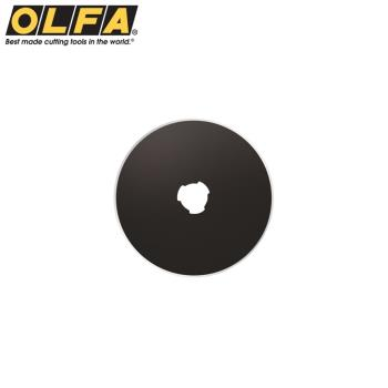 日本OLFA圓形刀片NBB-60四段式拼布斜刷刀
