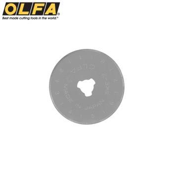 日本OLFA旋轉切刀28mm圓形刀片替刃RB28-10