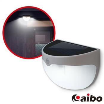太陽能充電 紅外線人體感應 LED照明壁燈(LI-15)