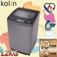 KOLIN 歌林 12公斤 直驅變頻單槽洗衣機 BW-12V01