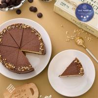品好乳酪 - Cacao Barry生巧克力重乳酪蛋糕 6吋 - A.A.無添加三星認證