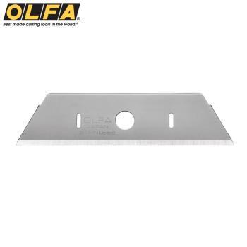 日本OLFA安全工作刀刀片SKB-2S/10B替刃工作刀替刃