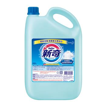 新奇 漂白水5Lx3罐