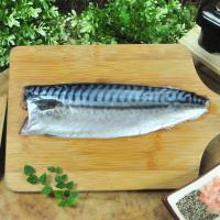 [漁季]挪威薄鹽鯖魚片160公克12片